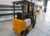 TCM electric used forklift trucks sale