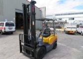TCM used electric lpg forklift for sale